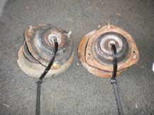 peugeot 205 1.9 1900 gti STRUT TOP MOUNTINGS X2